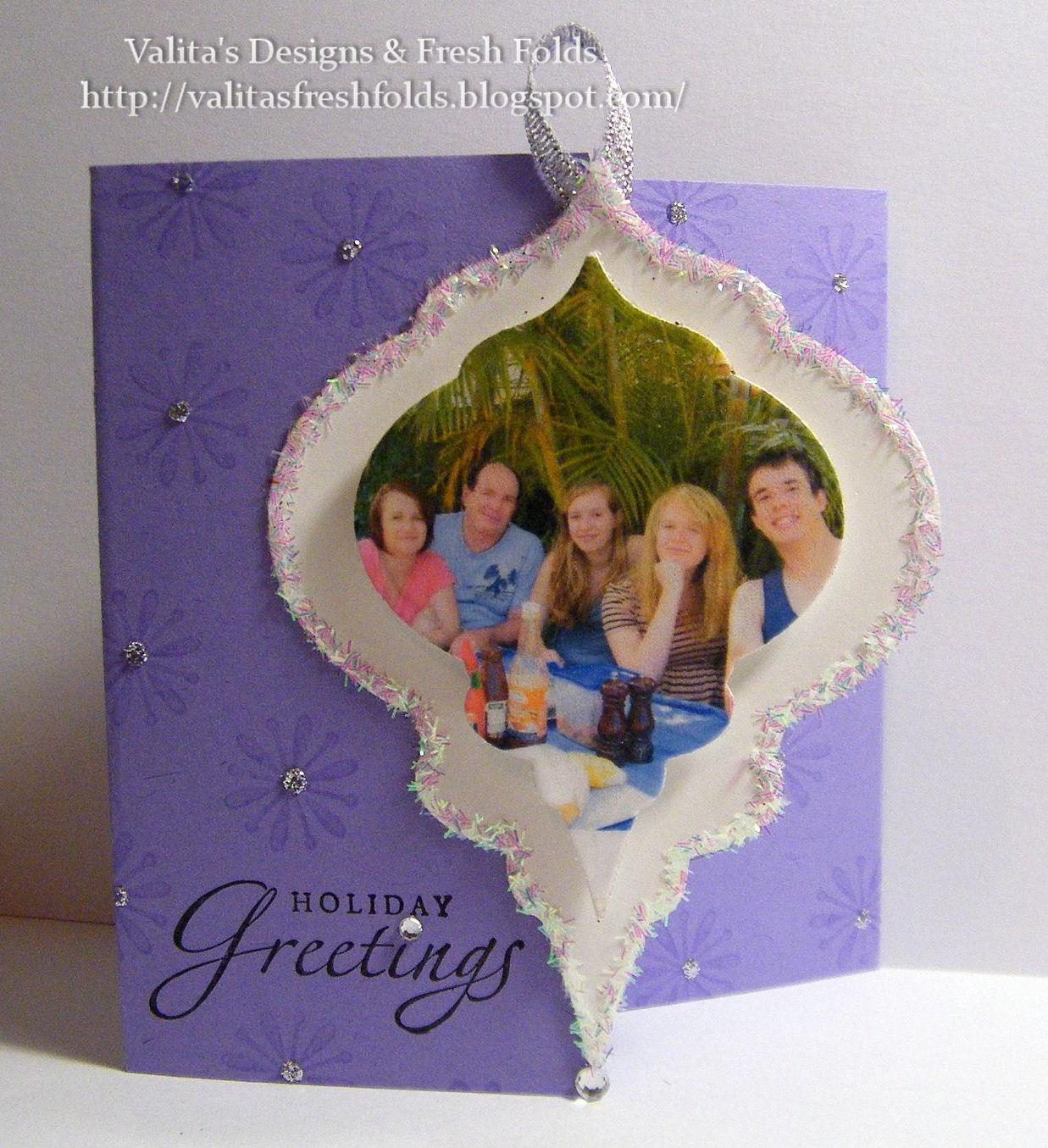 simple tri fold christmas card - Tri Fold Christmas Cards