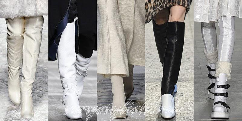 Women's Winter 2015 Fashion Trends