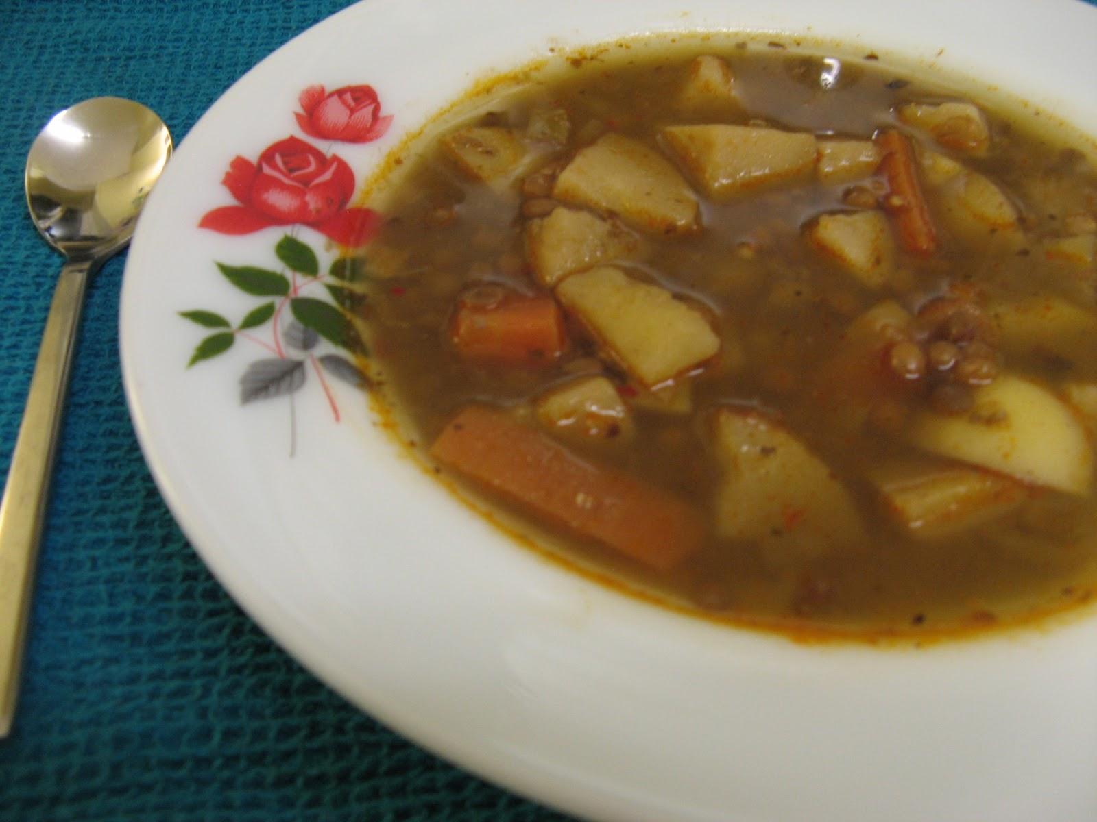 Not your Average Potato Soup