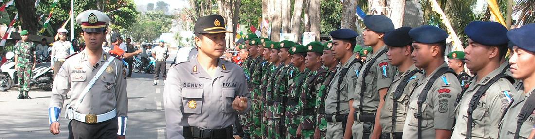 Pemeriksaan Pasukan
