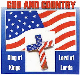 WAVE THE FLAG, LIFT THE CROSS