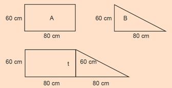 Soal Matematika Kelas 5 tentang Masalah yang Berhubungan dengan Bangun Trapesium dan Layang-layang