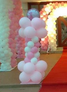 Design Variasi Marble Balloon