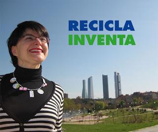 Soledad Raboso, Presidenta de la Asociación «Recicla Inventa»