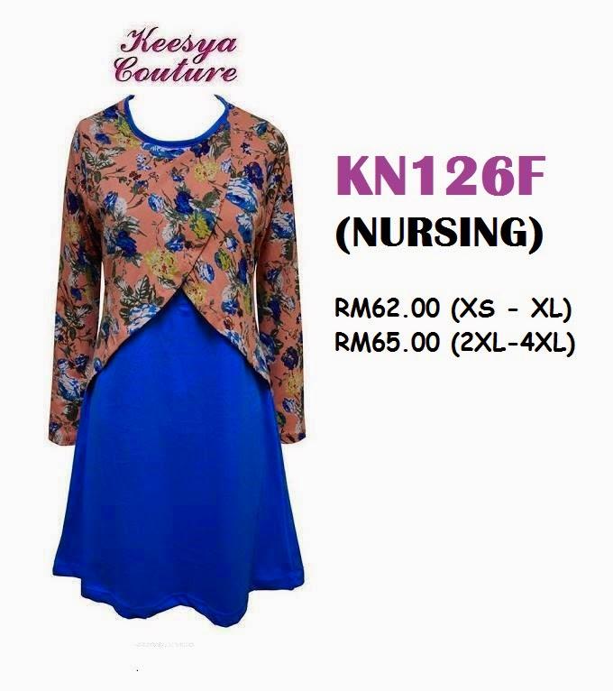 T-shirt-Muslimah-Keesya-KN126F