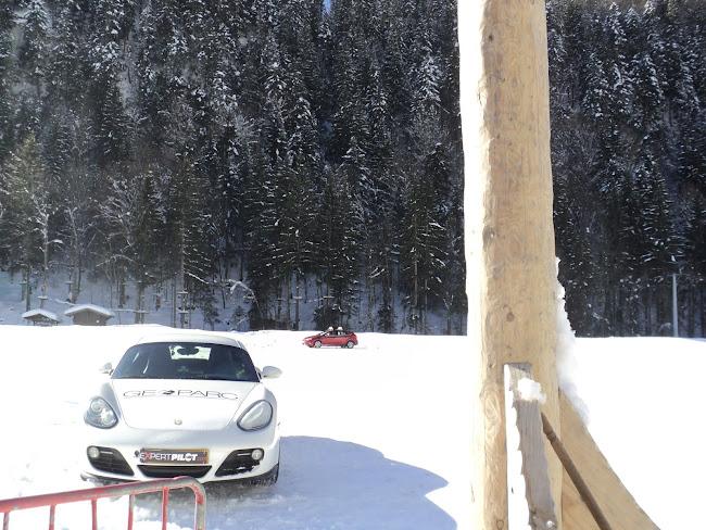 Circuit de la conduite sur glace