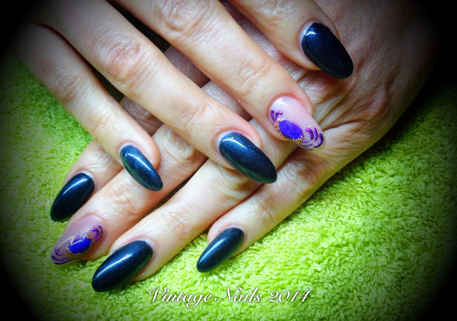 Vintage Nails : 2014