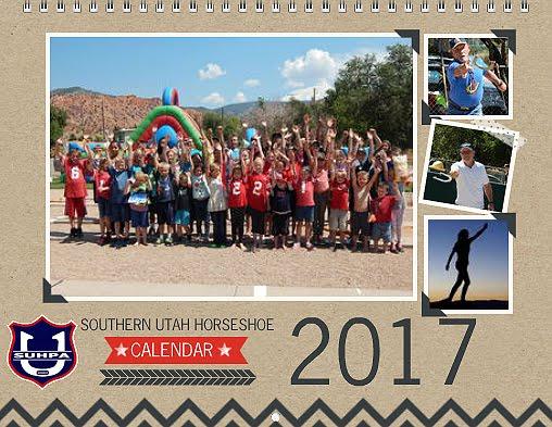 2017 Calendar Fundraiser