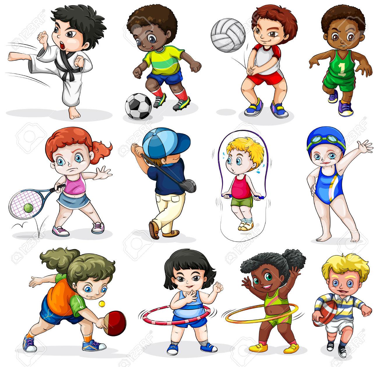Jugando al saber deportes y juguetes for Aprendiendo y jugando jardin infantil