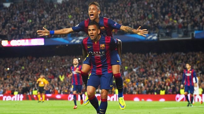 Highlights Barcelona 2 – 0 PSG (Champions League)