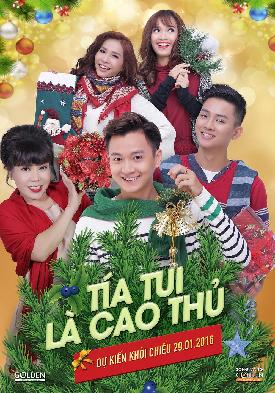 TÍA TÔI LÀ CAO THỦ - FULL HD - PHIM TẾT 2017