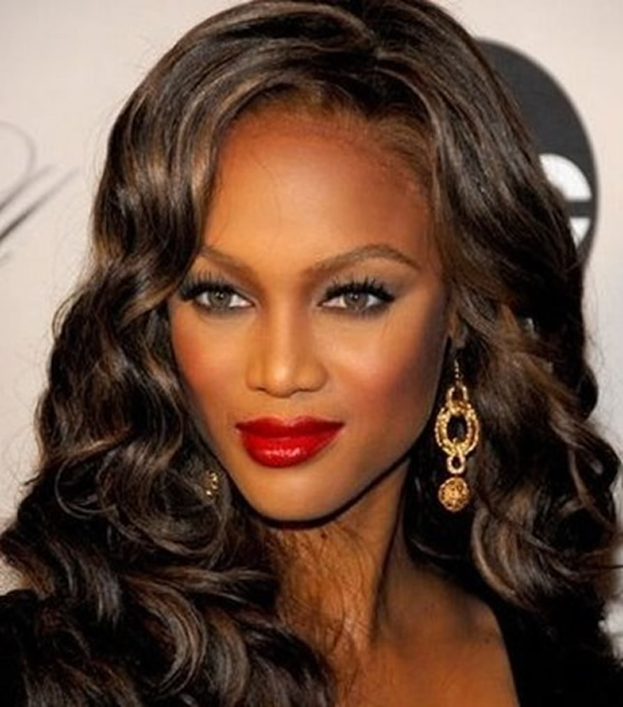 Life Goes On The Fearless Woman TYRA BANKS