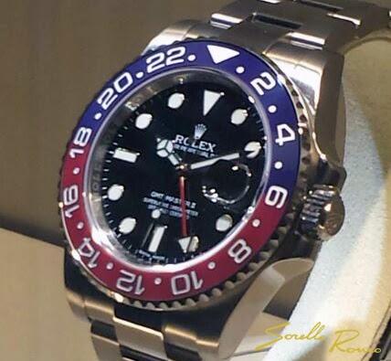 Rolex GMT-Master II 2014
