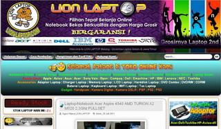 Toko Online Laptop Bekas