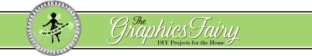 The Graphics Fairy - DIY