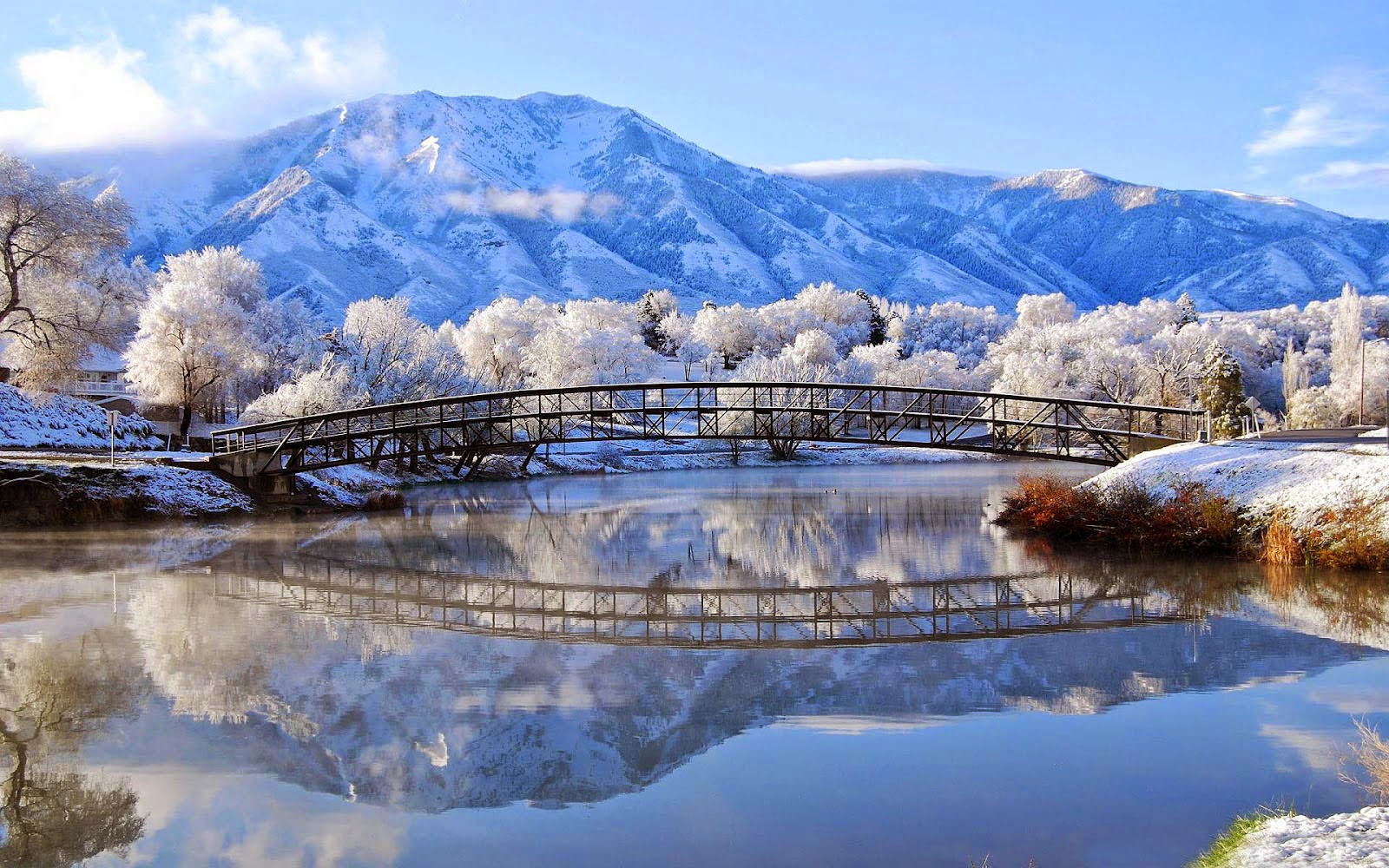 Beautiful Winter Scenery Wallpapers
