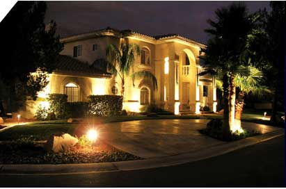 Landscape Lighting fixtures ideas photo
