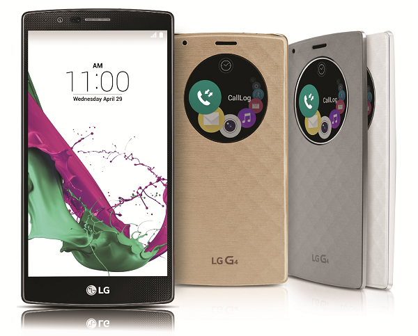LG G4 Quick Circle Case