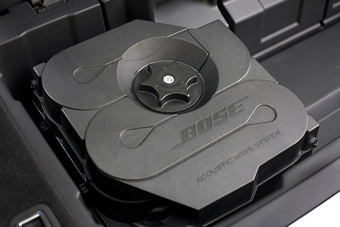 Bose Car Audio System