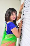 Actress Roshini Dazzling photo shoot-thumbnail-15