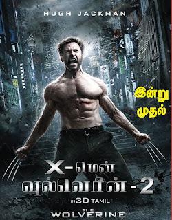 Watch The Wolverine 2013 Tamil Dubbed Movie Online