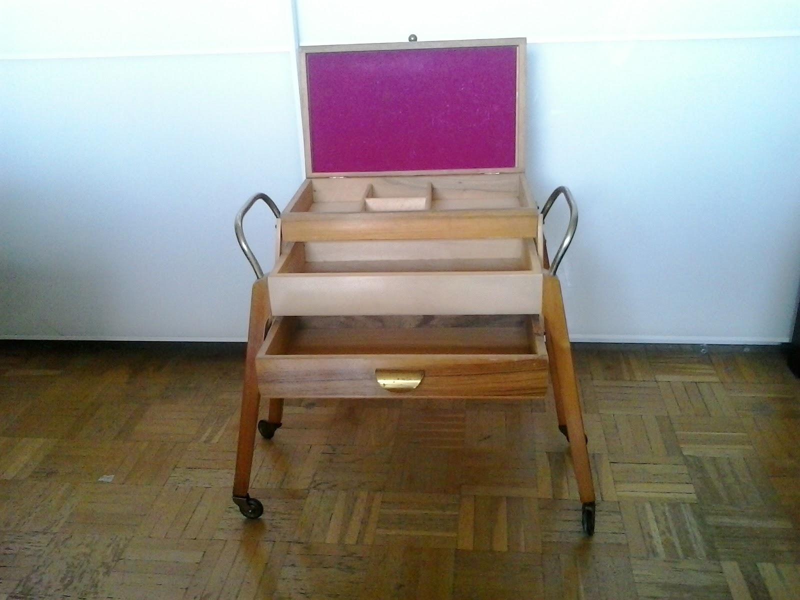 Area vintage dise o mueble auxiliar dise o a os 50 - Muebles anos 50 ...
