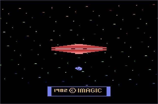 Cosmic Ark - 1982