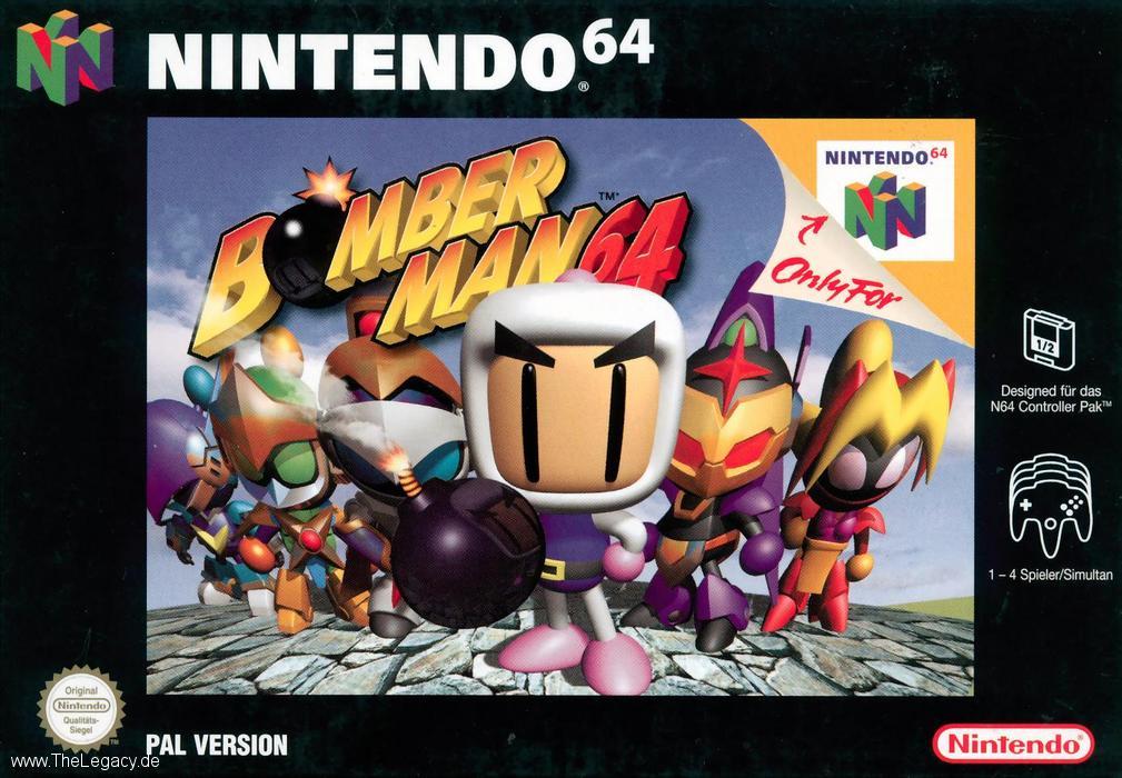 Retroanálisis: Bomberman 64 (1997)