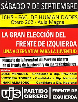 PLENARIO DE LA JUVENTUD