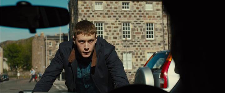 Sunshine on leith 2013 film trainspotting reference screenshot