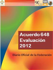 Acuerdo 648 Evaluación (descargar)