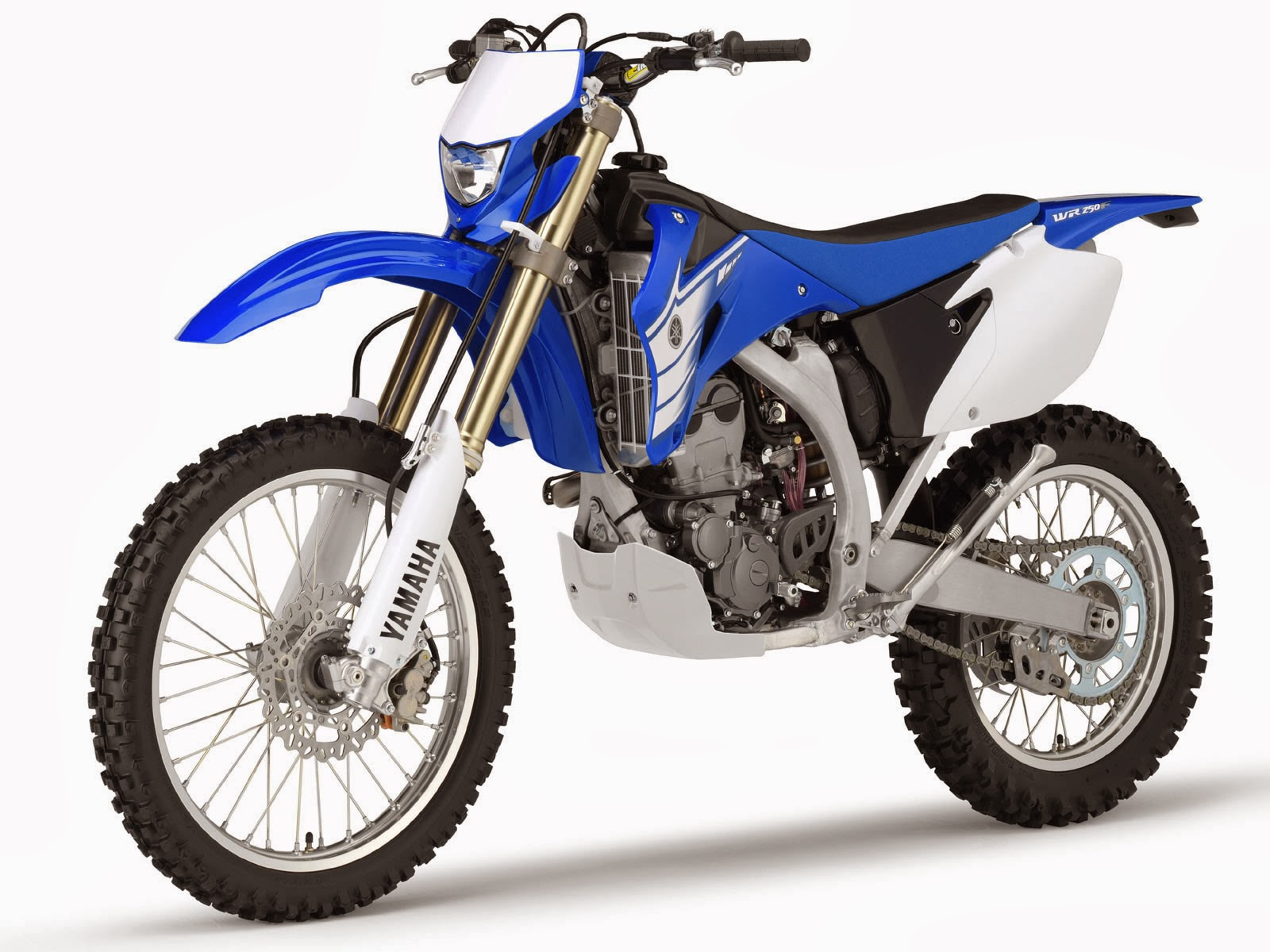 Motor Cross Yamaha
