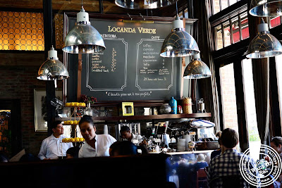 Image of Locanda Verde in Tribeca, NYC, New York