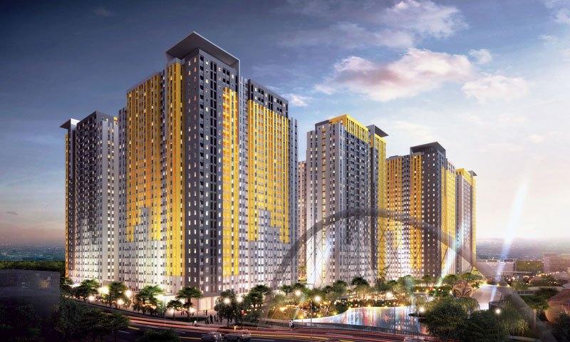 Apartemen Spring Lake Summarecon Bekasi