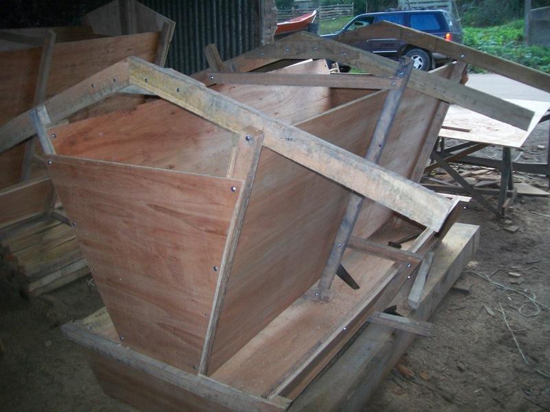 Carpinteria rural agromaderas el galpon de dario garaza for Galpon de madera para jardin