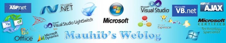 Mauhib Iqbal's Weblog