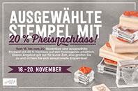 http://su-media.s3.amazonaws.com/media/Promotions/EU/2015/11_November/20%20Precent%20Off%20Stamps/20-Stamps_Flyer_11.16.2015_DE.pdf