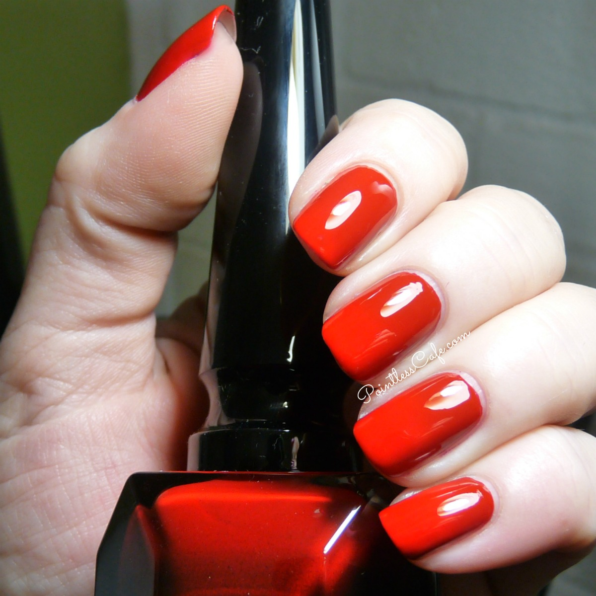 Christian Louboutin Rouge Louboutin - Swatches, Review and ...