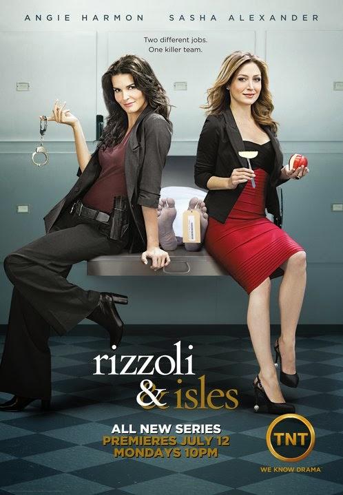 Rizzoli And Isles – Todas as Temporadas Dublado / Legendado (2010)