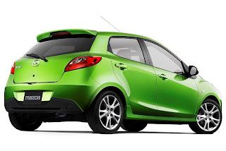 2012 Mazda Demio – Skyactiv-G 1.3