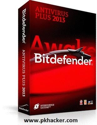 BitDefender Antivirus Plus 2013 With Serial Key Free Download