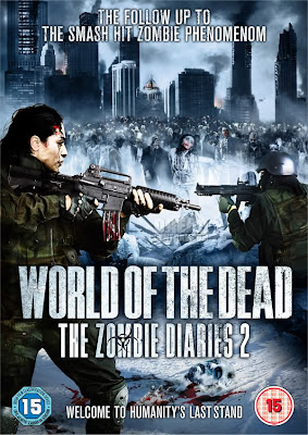 Filme Poster World of the Dead: The Zombie Diaries 2 DVDRip XviD & RMVB Legendado