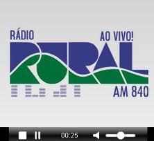 ouvir a Rádio Rural AM 840,0 Concórdia SC