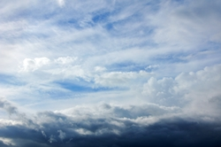 Ein Wolkensonntag...