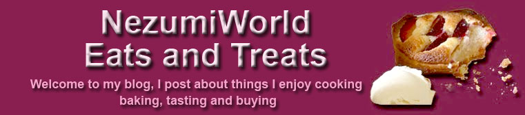 NezumiWorld Eats and Treats