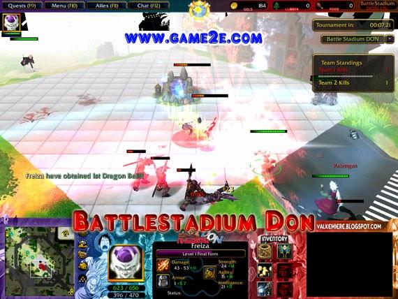 Battle Stadium D O N