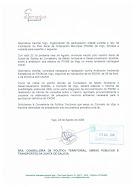 SRA. CONSELLEIRA DE POLITICA TERRITORIAL DA XUNTA DE GALICIA (ANO 2006)