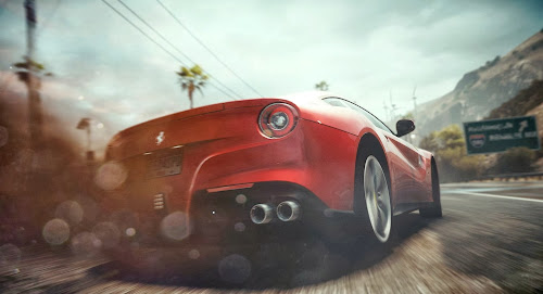 Screen Shot Of Need for Speed Rivals (2013) Full PC Game Free Download At Downloadingzoo.Com