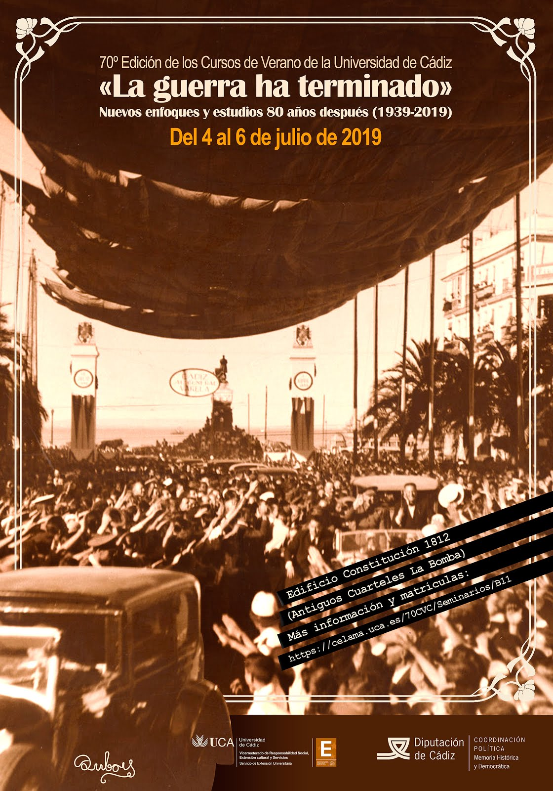 Curso de Verano UCA 2019