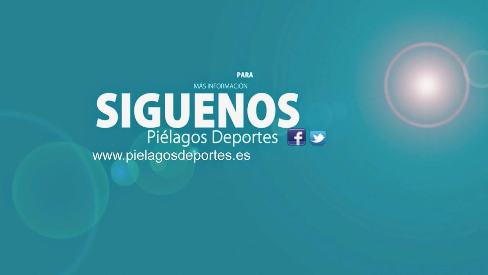 Facebook de Piélagos Deportes